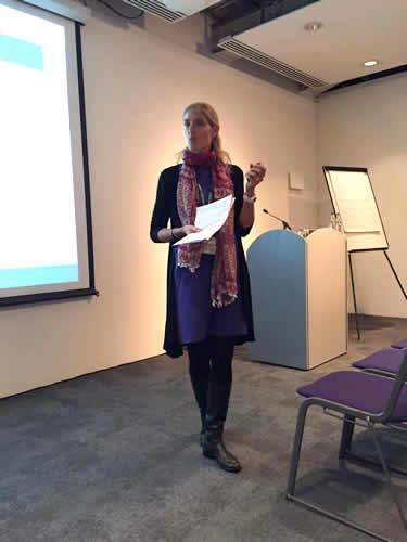 Anna Hasper Communities of Practice workshop with Emma Louise Pratt IATEFL 2017