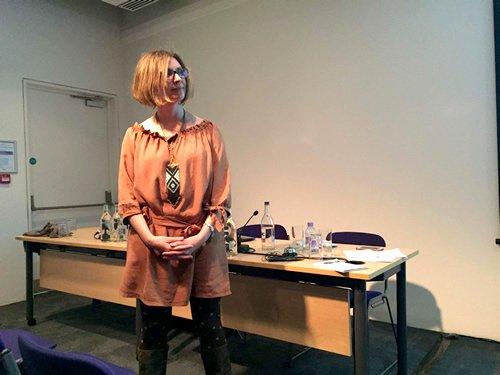 Emma Louise Pratt Communities of Practice workshop with Anna Hasper IATEFL 2017
