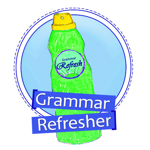 Grammar Refresher Course