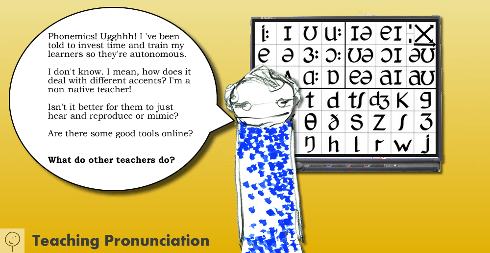 Teaching Pronunciation in the Classroom
