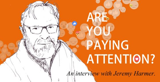 An Interview with Jeremy Harmer