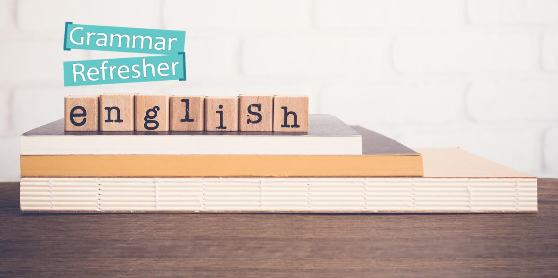 eltcampus grammar refresher course for pre CELTA preparation