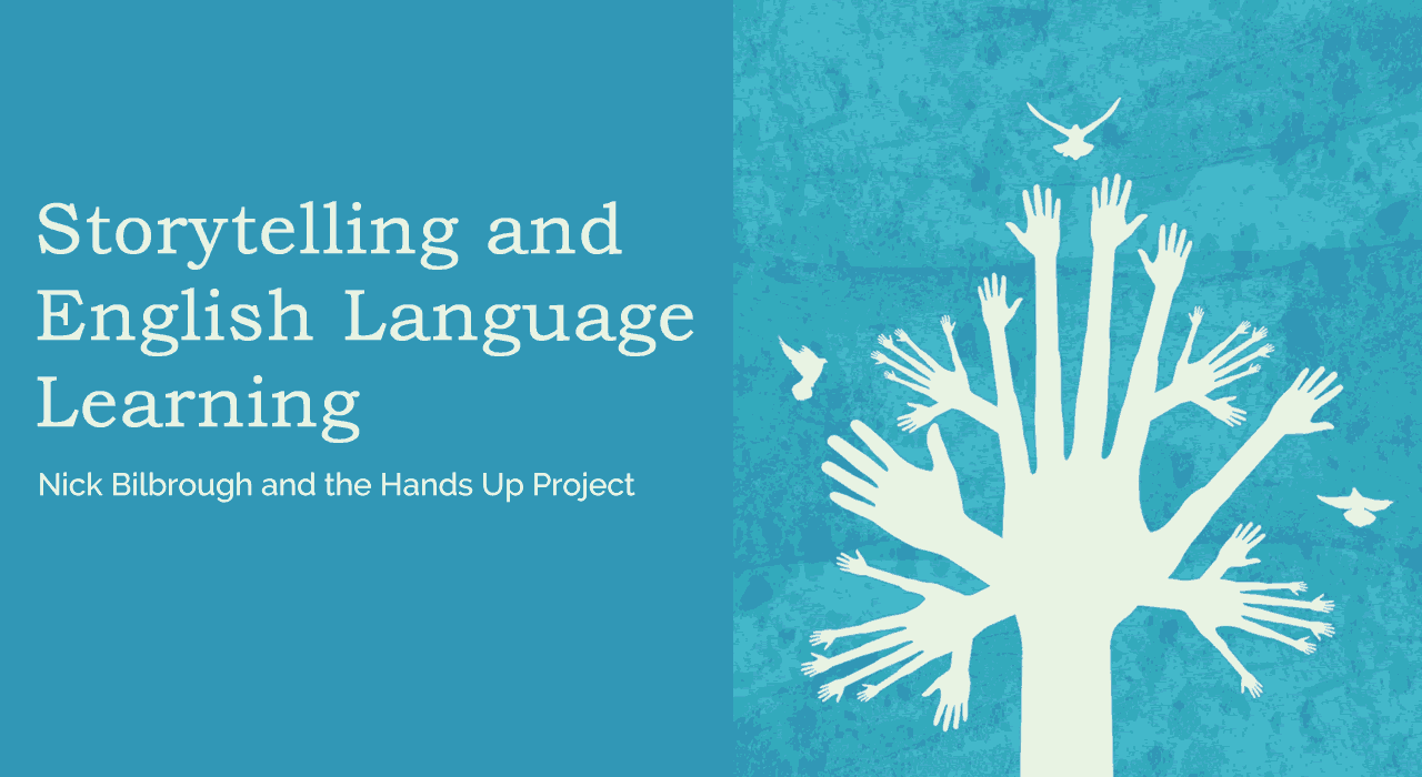 Using Storytelling in ELT to Young Learners: The Hands Up Project
