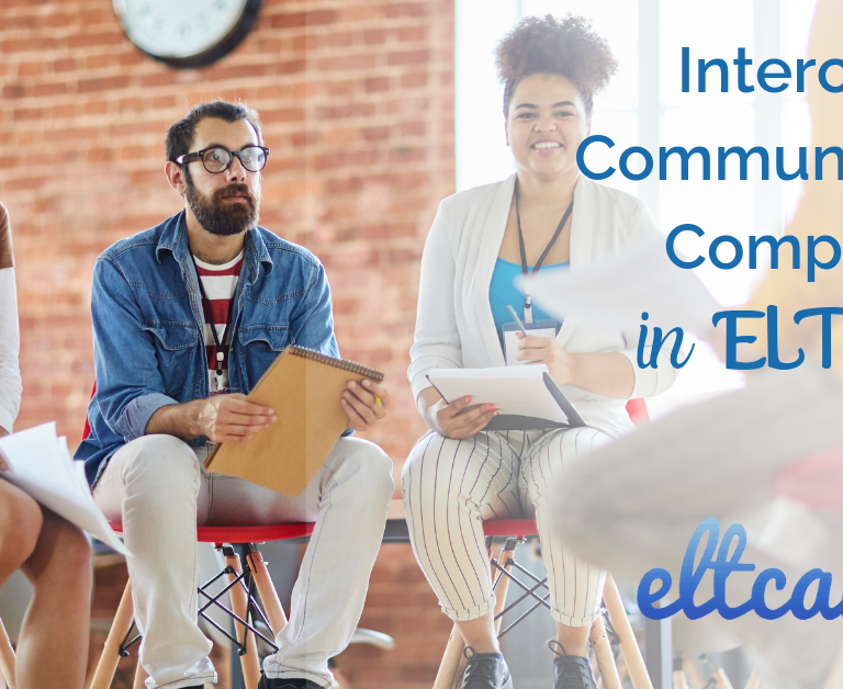 Intercultural Communication Competency in ELT Classes.