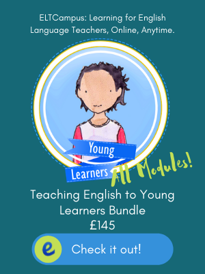 Online Young Learners Course Bundle for Children's English Classes- Teaching English to Young Learners ELTCampus