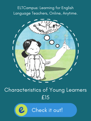 Online Short Course Characteristics of Young Learners for Children's English Classes- Teaching English to Young Learners ELTCampus