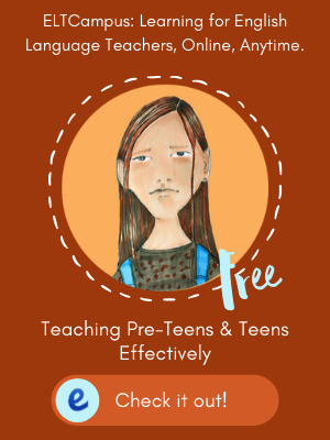 Free Online Course for English teachers working with young adolescents- ELTCampus
