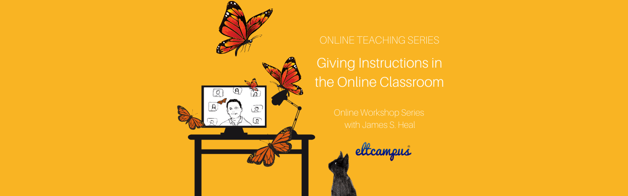 ELTCampus Online Workshop Series with James S. Heal